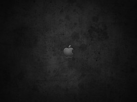 Industrial Apple Wallpaper