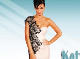 Katy Perry Beautiful Dress