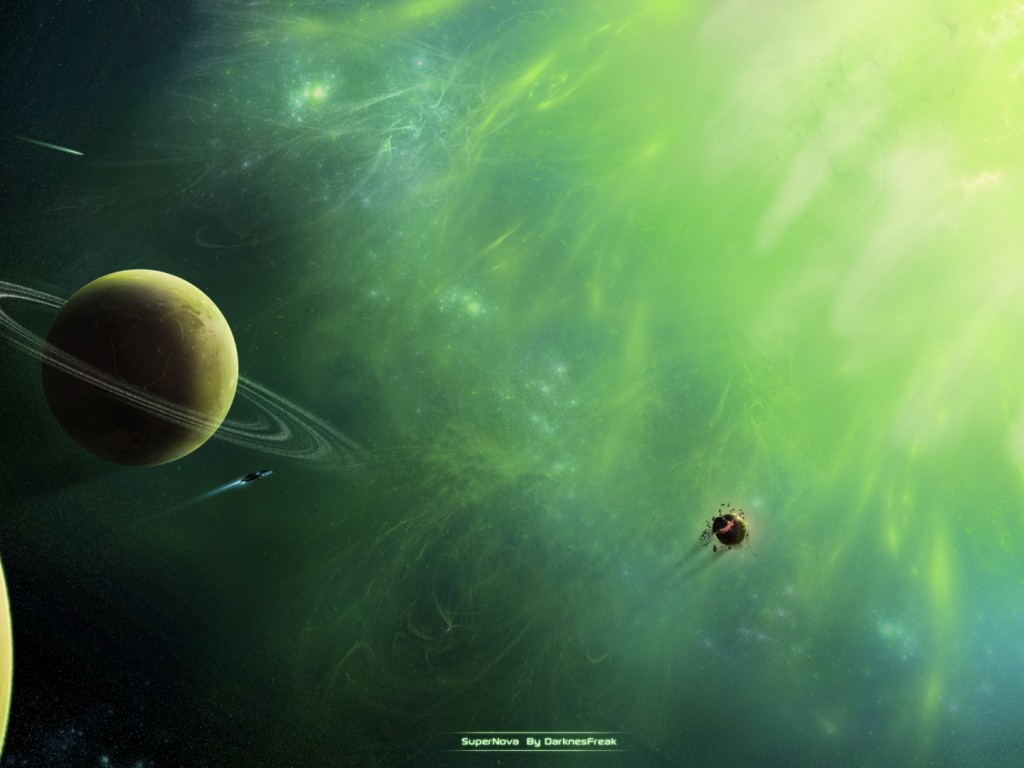 Supernova - HD Wallpapers
