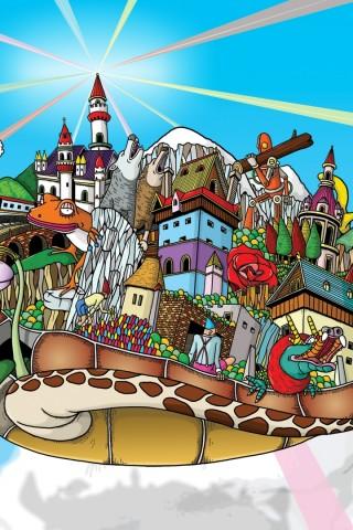 Windows 7 Wallpaper Cartoon Wallpaper Hd Wallpapers