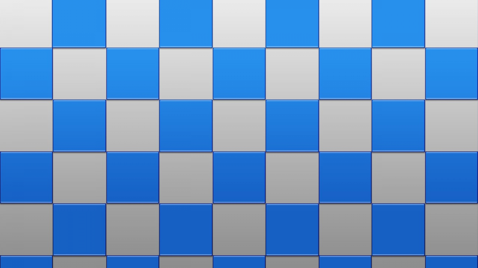 Blue Square Wallpaper