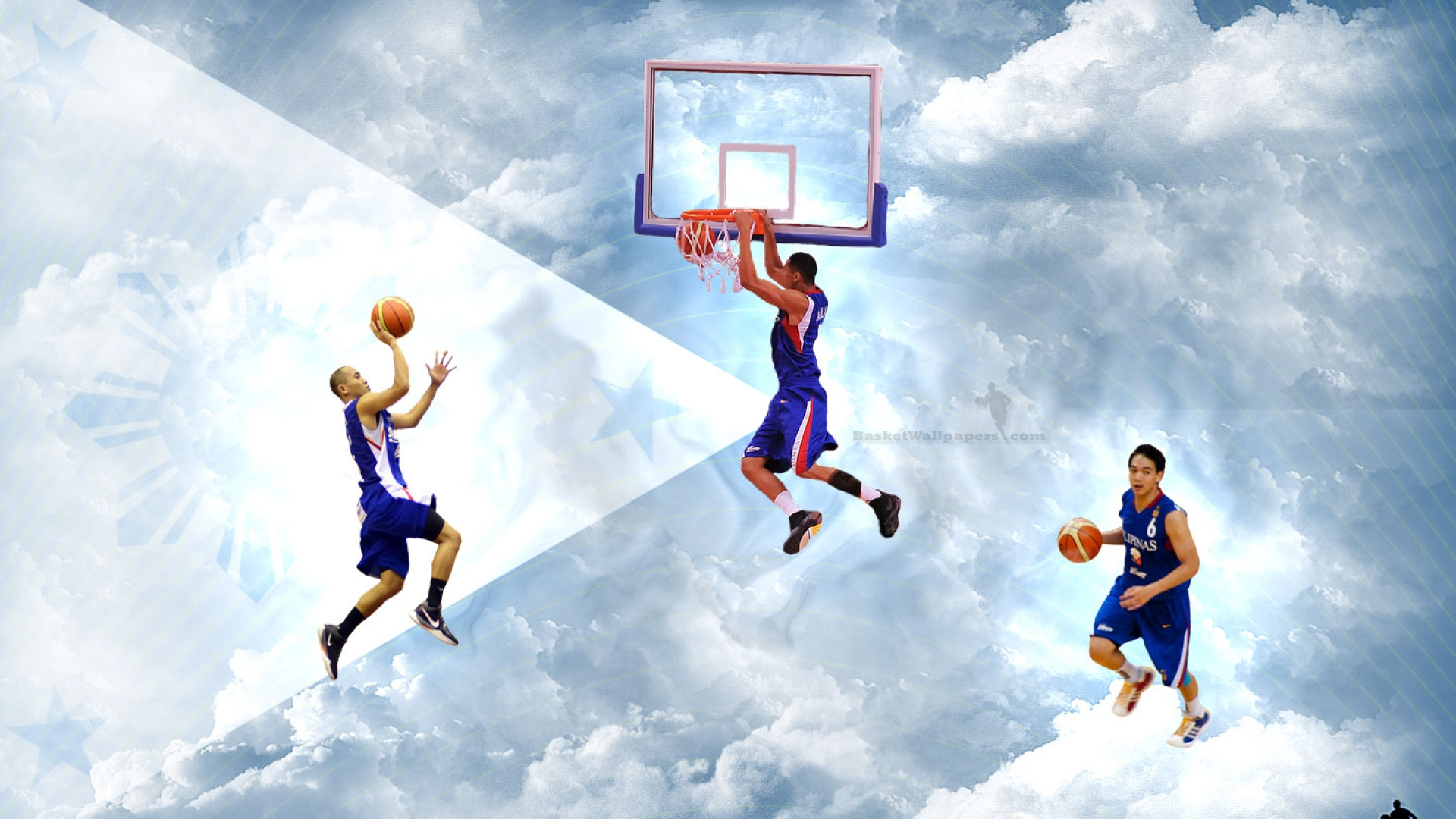 Casio Aguilar NBA wallpaper