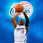 Chris Paul LA Clippers 2012 NBA Wallpaper