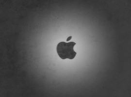 Grunge Apple Wallpaper