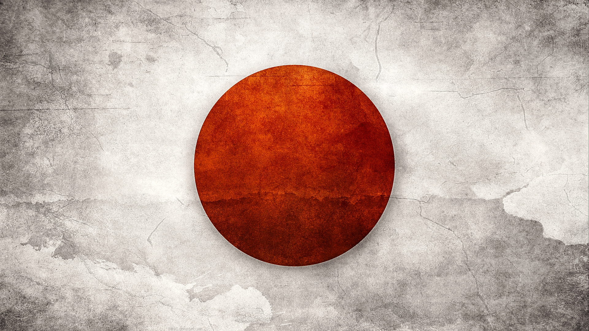 Japan Flag Wallpaper