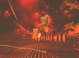 Magic Johnson Lakers wallpaper