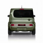 Nissan Cube Car Wallpaper