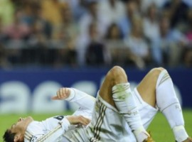Real Madrid Injured Player