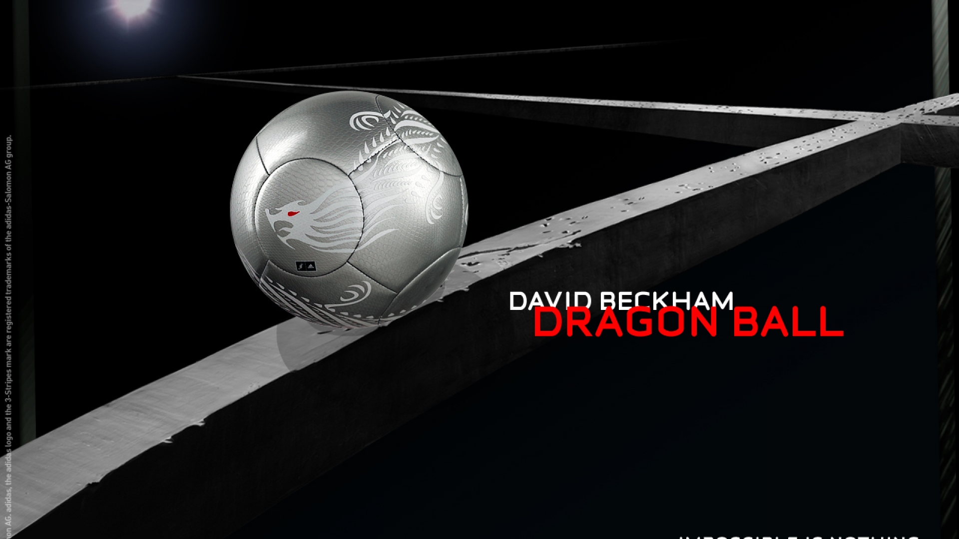 Beckham Soccer Wallpaper