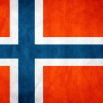 Norway flag wallpaper