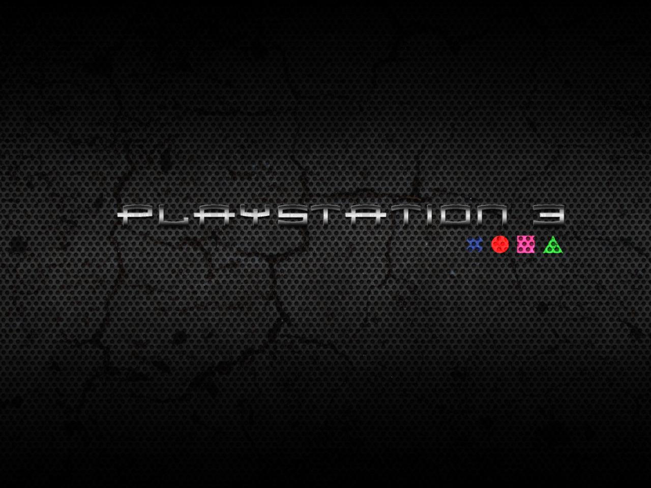 Playstation 3 Carbon Wallpaper Hd Wallpapers
