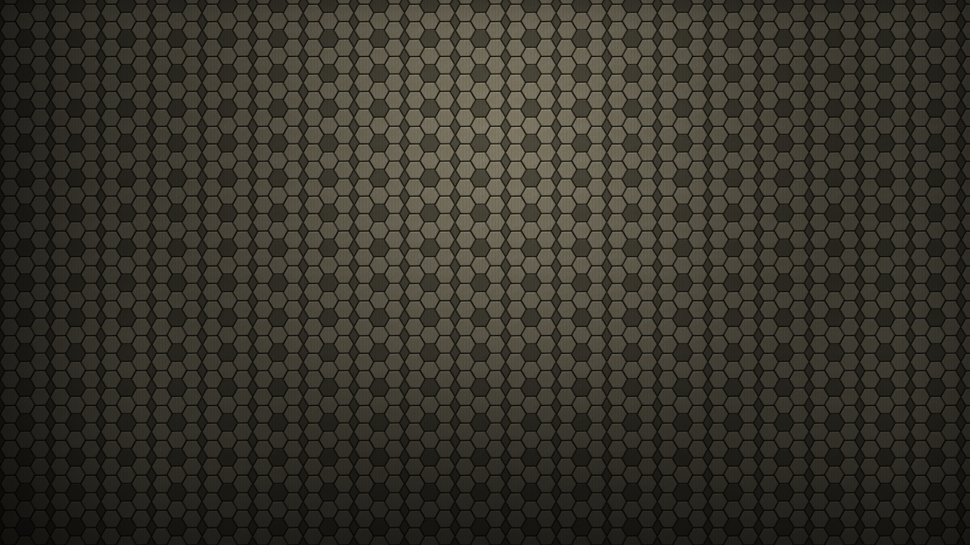 Hexagon pattern wallpaper