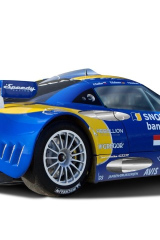 High Speed Sports Car Hd Wallpapers