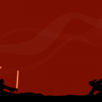 Jedi VS Sith Wallpaper