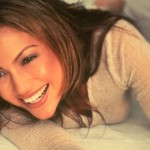 Jennifer Lopez Happy Wallpaper