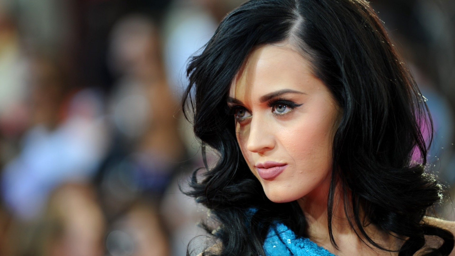 Katy Perry Face Wallpaper