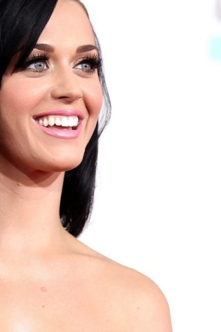 Katy Perry Smiling Wallpaper Hd Wallpapers