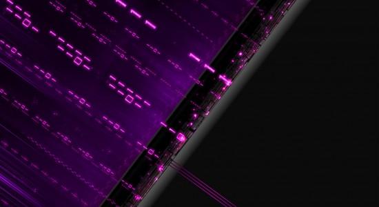 Binary wallpaper