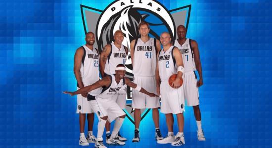 Dallas Mavericks 2012 Team Wallpaper