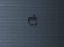 Hexagon Apple Wallpaper