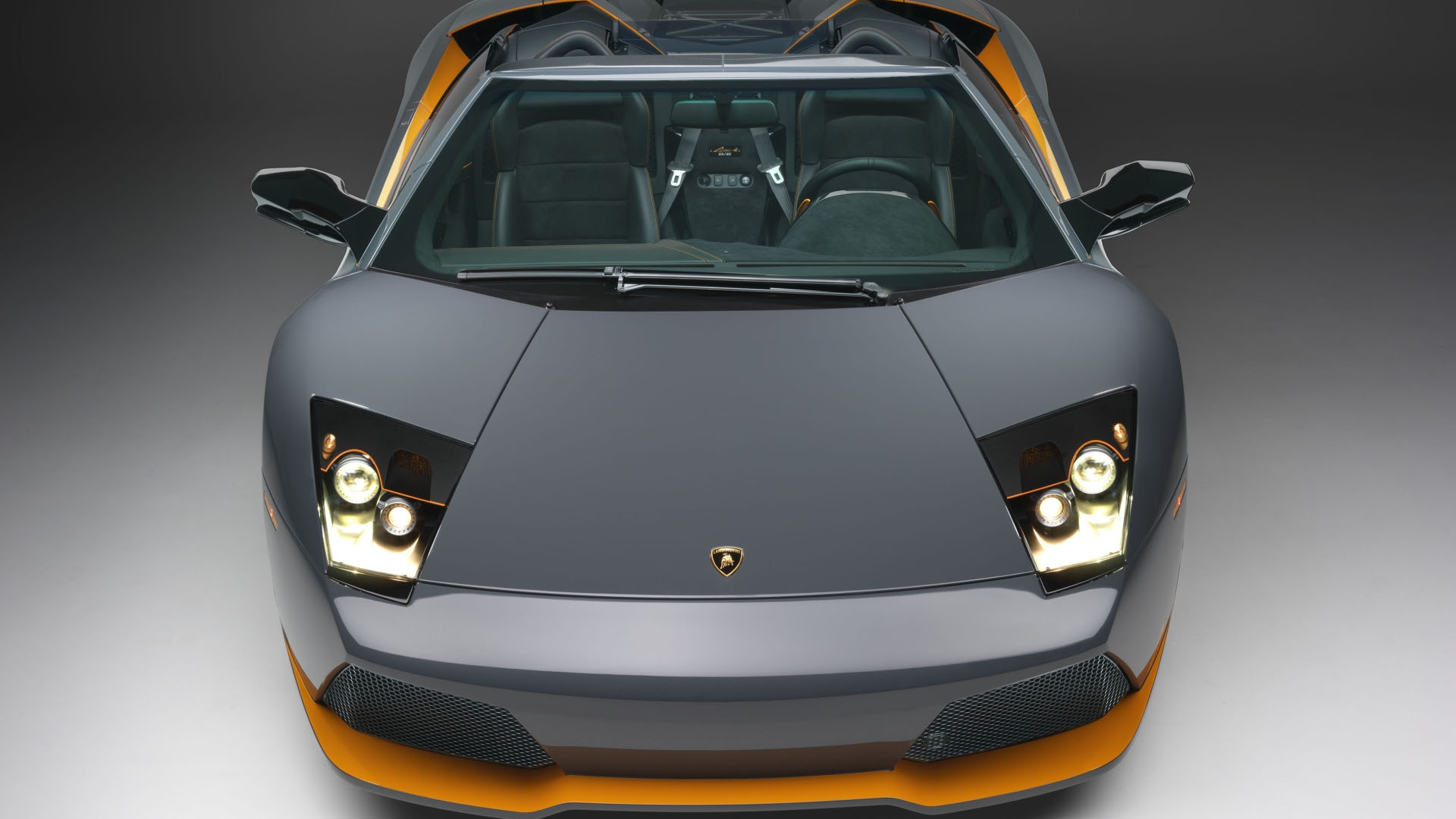 Lamborghini Roadster Wallpaper