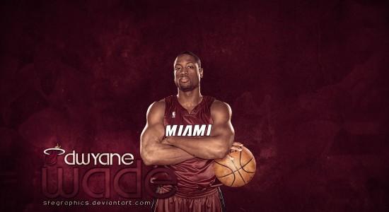 Dwayne Wade NBA Wallpaper