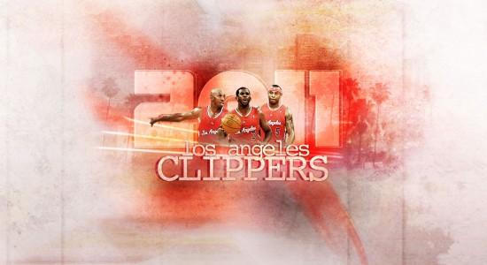 LA Clippers 2012 Wallpaper