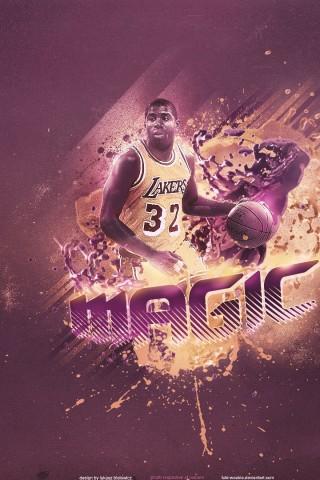 Magic Lakers Nba Wallpaper Hd Wallpapers
