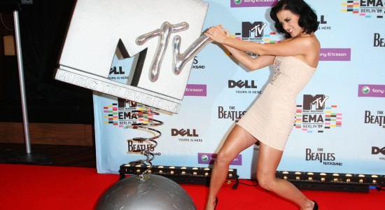 Katy Perry MTV Wallpaper