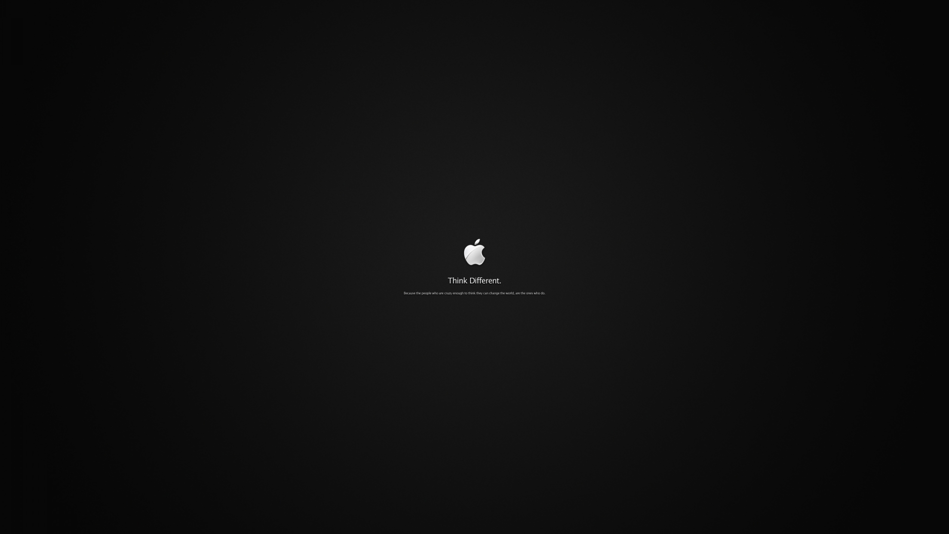 Tiny Apple Logo Wallpaper - HD Wallpapers