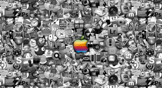 Apple and Logos
