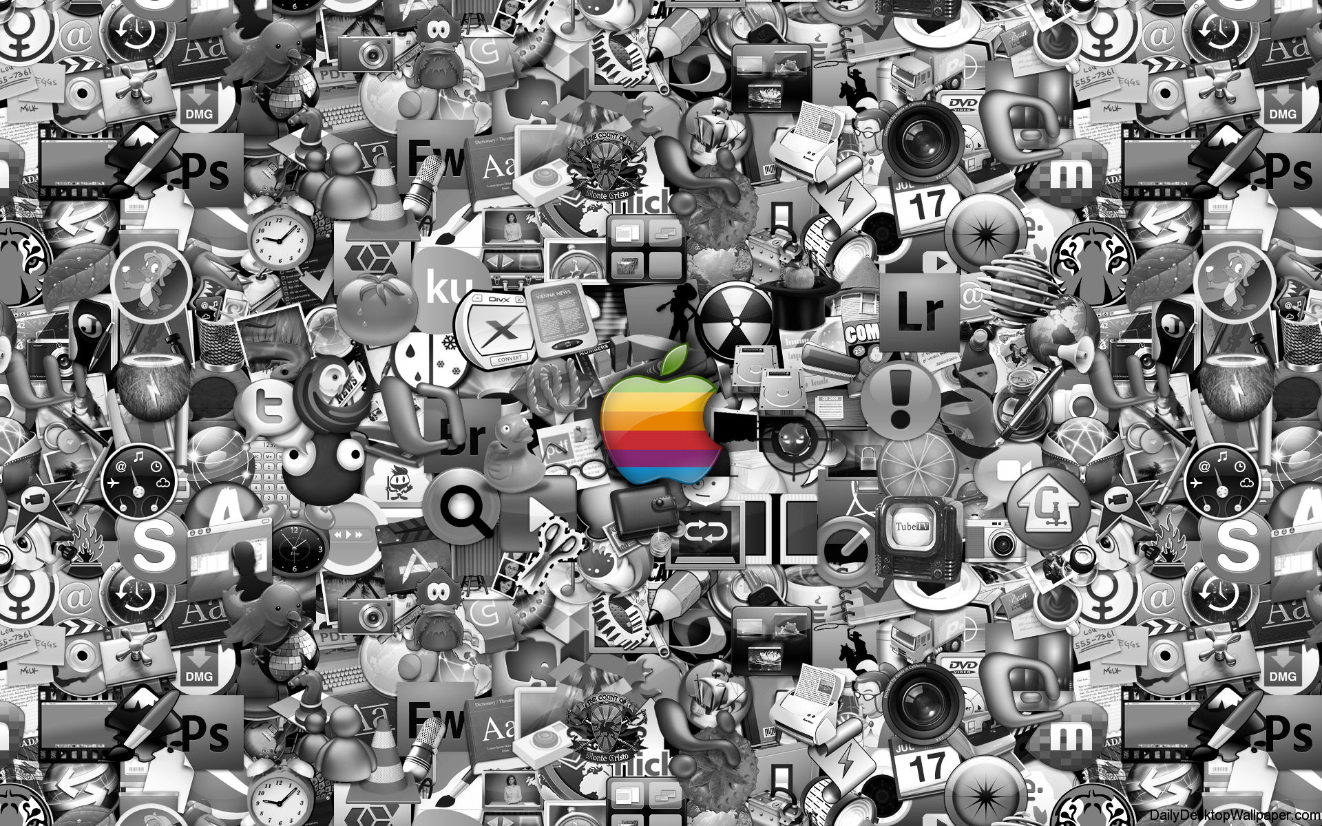 Apple And Logos Hd Wallpapers
