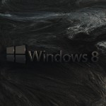 Black Bark Windows 8