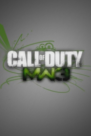 CoD MW3 IPhone Wallpaper