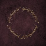 Elvish Lettering