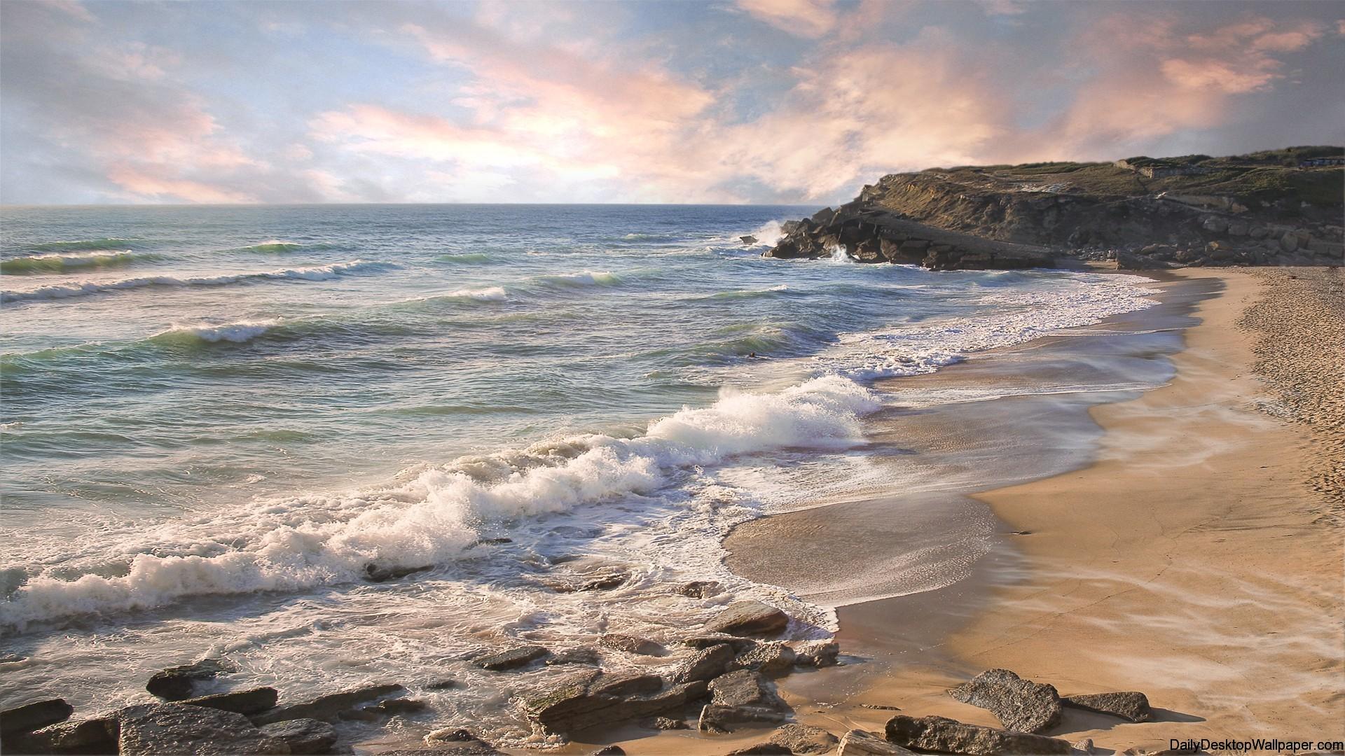 Pastel Shore