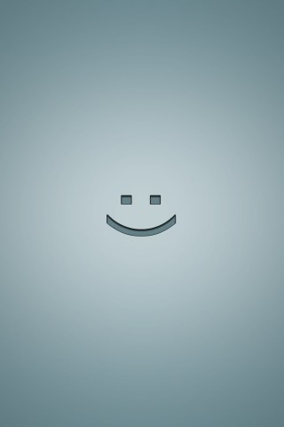 Smile In Grey Hd Wallpapers