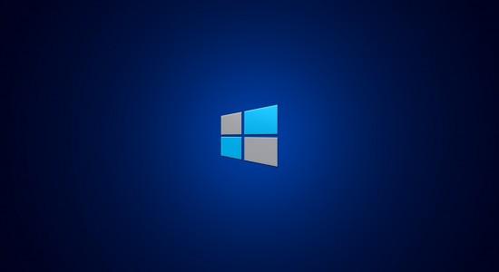 Two Blue Windows 8