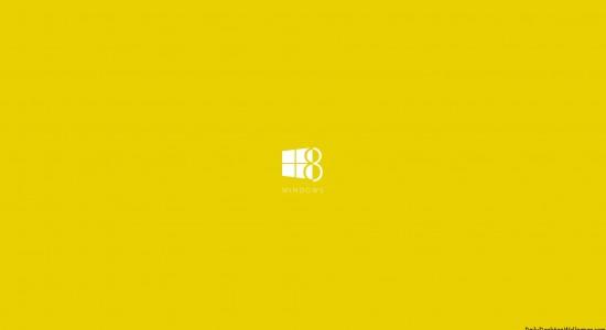 Windows 8 Yellow