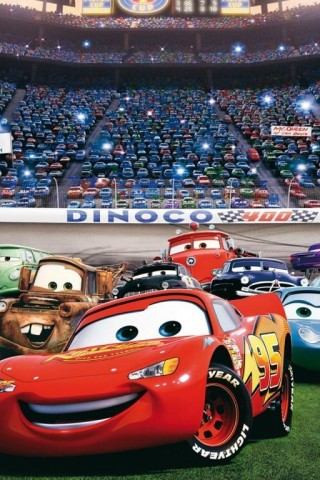 Disney Pixar Cars Wallpaper IPhone