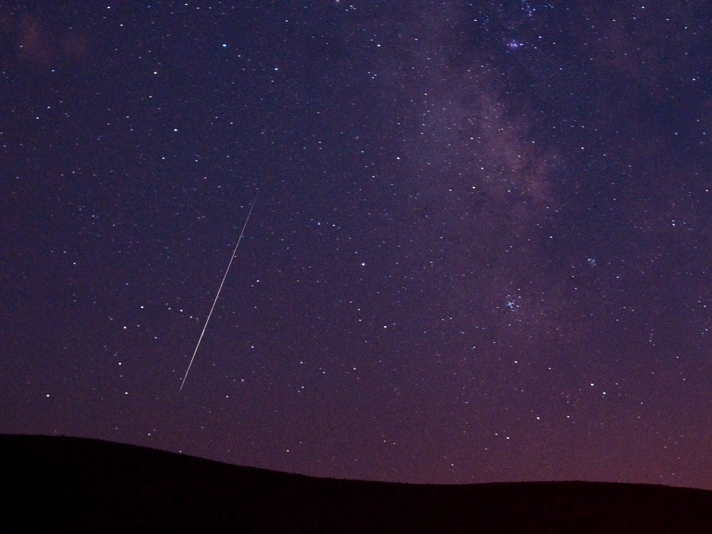 Perseids Meteor Shower - HD Wallpapers  Perseids Meteor...