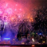 City Firework Display