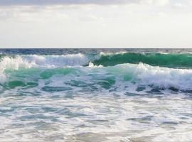 Crash of Waves