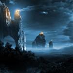 Dark Rocks