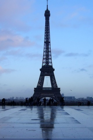 Eiffel Tower Hd Wallpapers