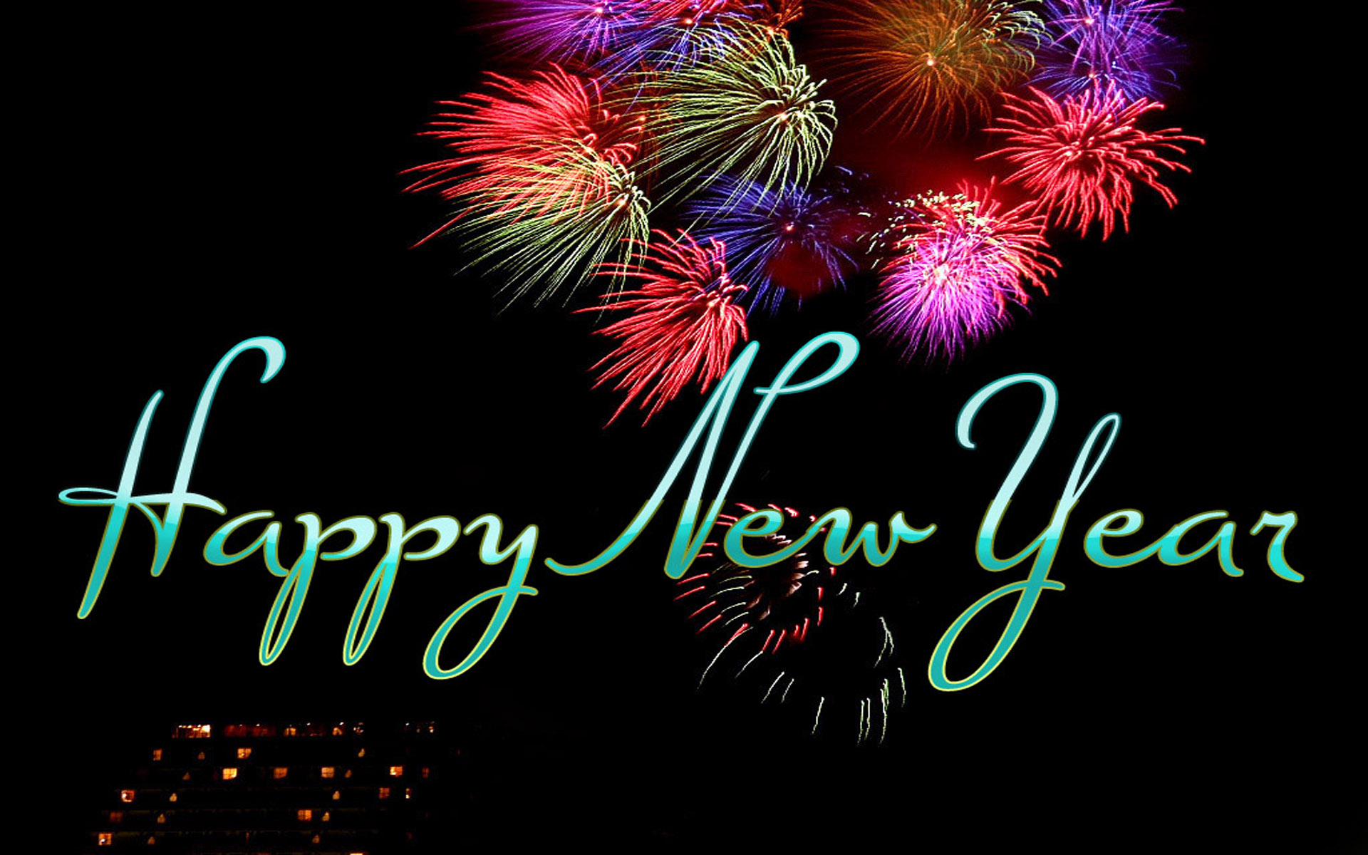 download happy new year hd wallpaper for free