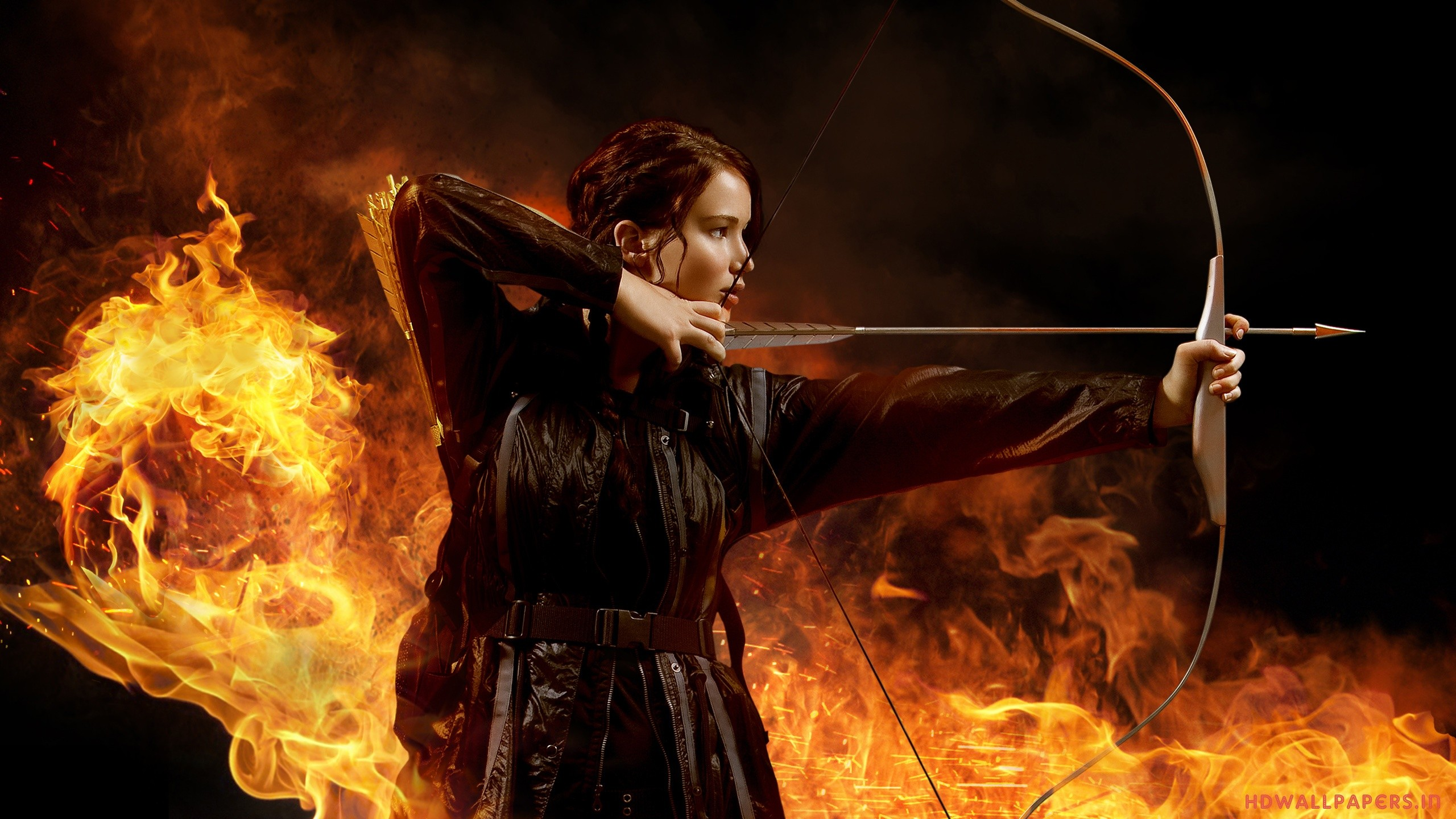 Hunger Games Bow and Arrow