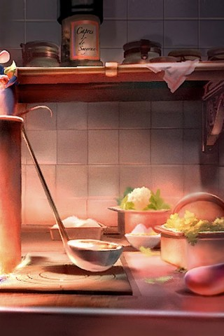 Ratatouille Scene - HD...