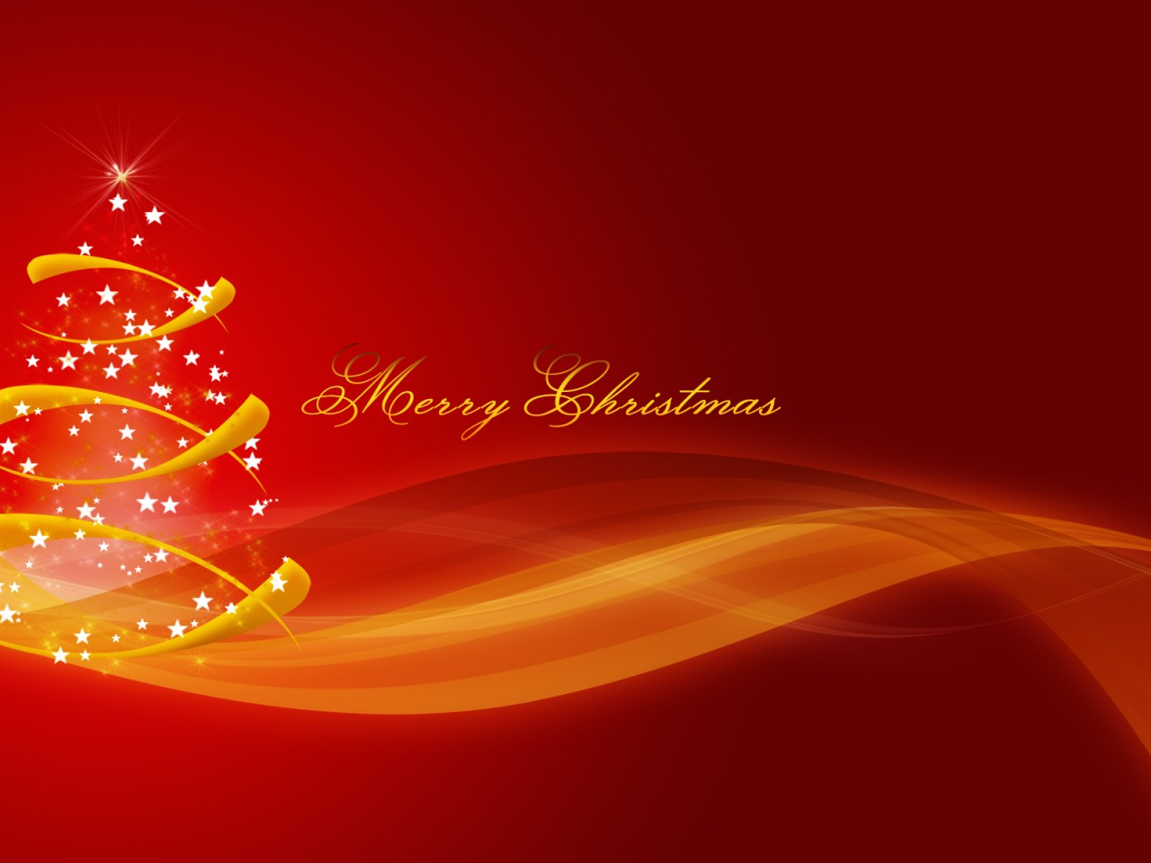 Simple Merry Christmas Wallpaper Hd Wallpapers