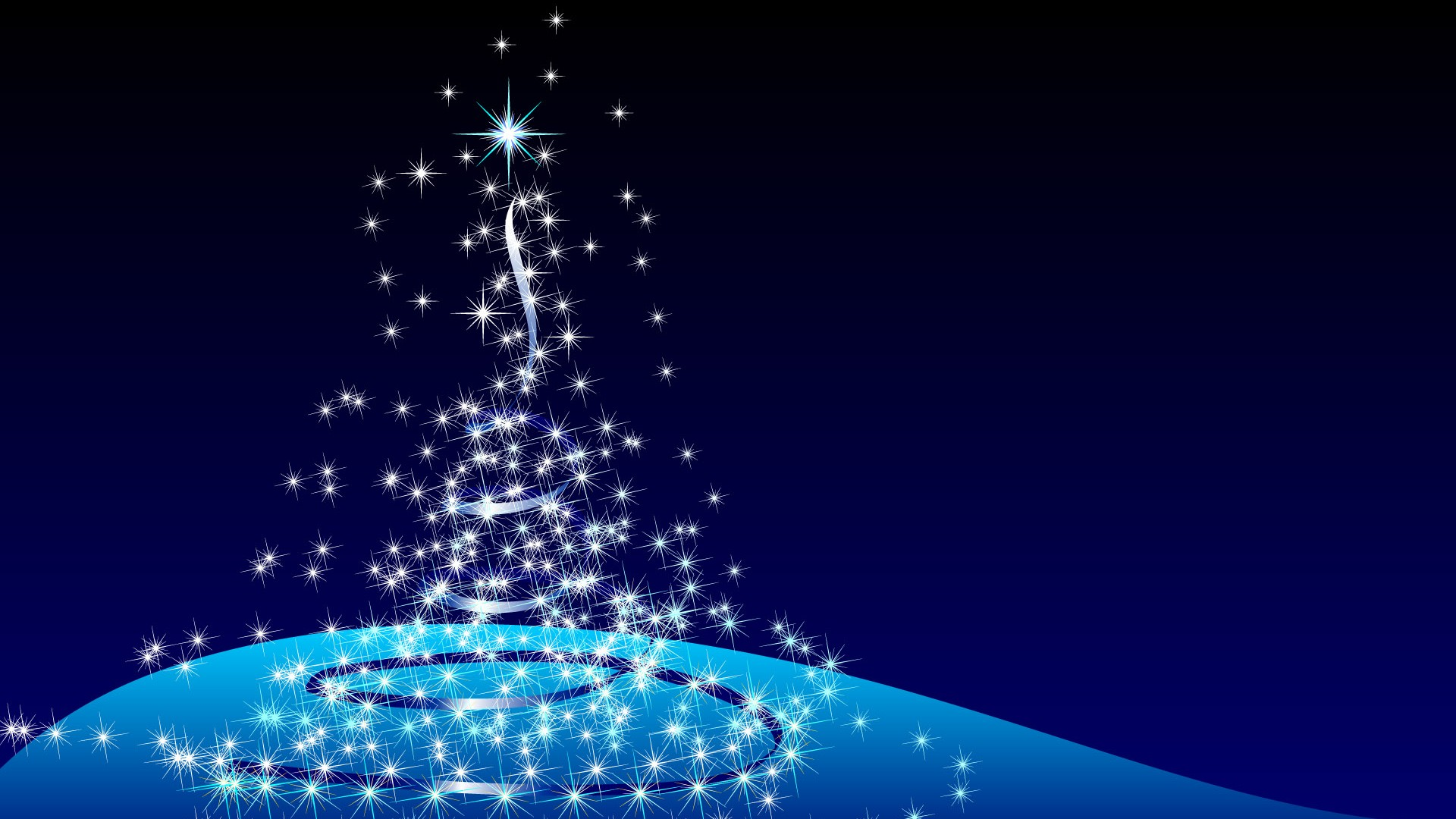 High Definition Wallpaper Download Sparkly Christmas HD